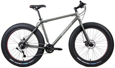Gravity Bullseye Monster Aluminum Fat Tire Big Guy Mountain Bike