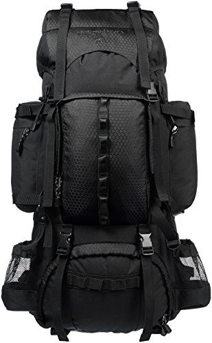 Amazon Basics Internal Frame Hiking Backpack