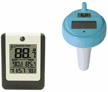 Ambient Weather Wireless Pool Thermometer