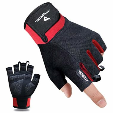 Atercel Breathable Training Exercise MTB Gloves