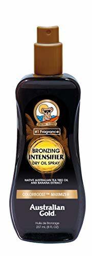 Australian Gold Bronzing Tanning Oil
