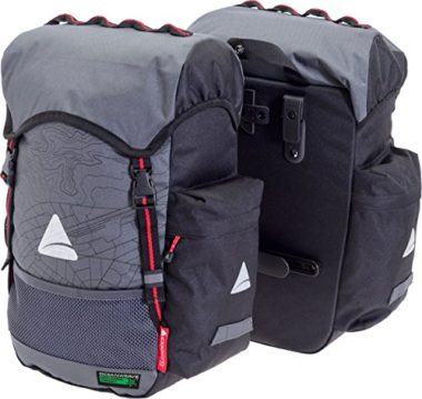 Axiom Seymour O-Weave Panniers for Touring