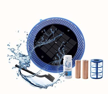 Blue Works Natural Solar Ionizer