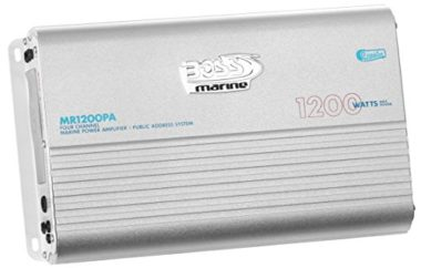 BOSS Audio Systems MR1200PA Bluetooth Marine Amplifier