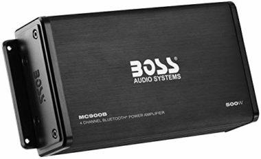 BOSS Audio Systems Grade Marine Amplifier