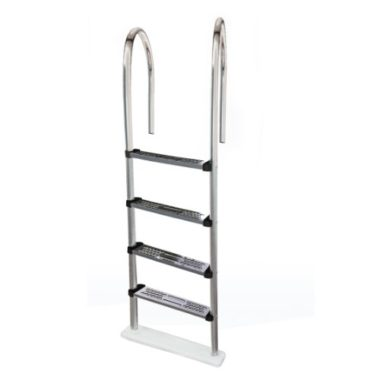 Blue Wave NE1145 Stainless Steel Above Ground Pool Ladder