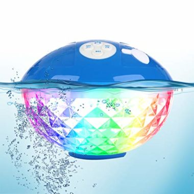 Blufree Stereo Bluetooth Pool Speaker