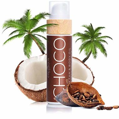 Cocosolis Choco Organic Tanning Oil