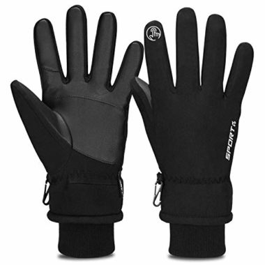Cevapro Touchscreen Thermal Winter Cycling Gloves