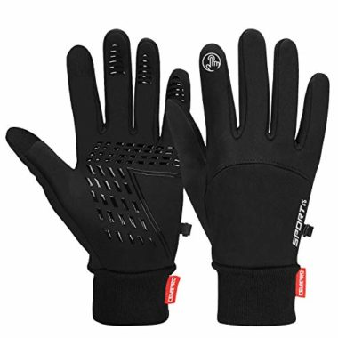 Cevapro Touchscreen Cold Weather Winter Cycling Gloves