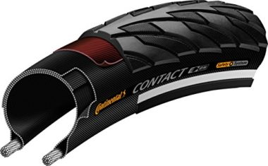 Continental Contact Kevlar Bicycle Touring Tire