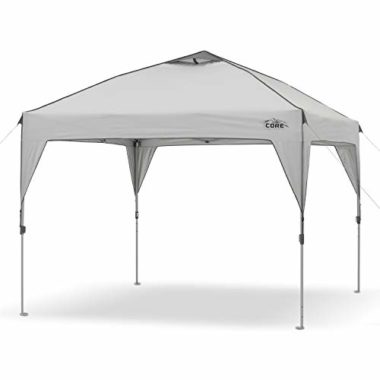 CORE Instant Shelter Pop-Up Beach Canopy
