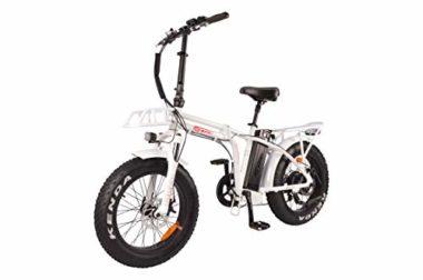 DJ Light Power Folding Electric Bike