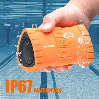 Eboda Waterproof Bluetooth Pool Speaker