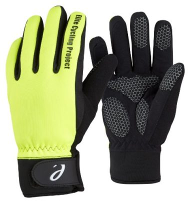 Elite Cycling Project Malmo Padded Winter Cycling Gloves