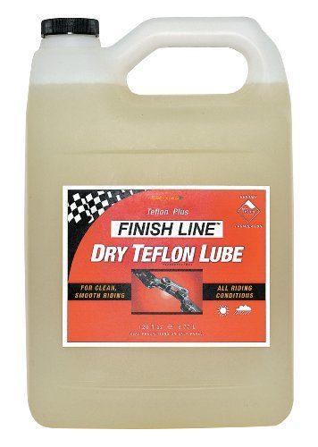 Finish Line Dry Teflon Bicycle MTB Chain Lube