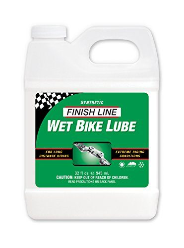 Finish Line Wet Bike MTB Chain Lube