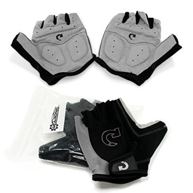 GEARONIC Shockproof Foam Padded MTB Gloves