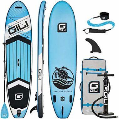 GILI 10'6 Inflatable Stand Up Paddle Board