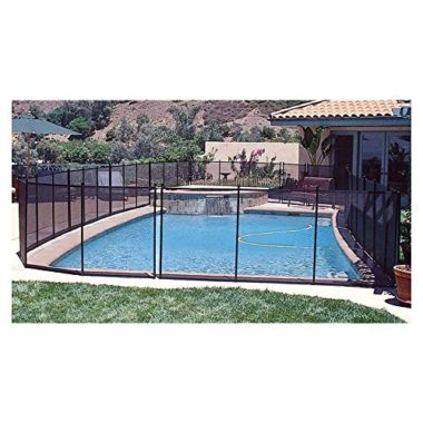 GLI Safety Removable Pool Fence