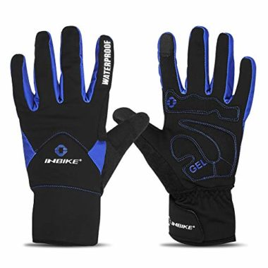 INBIKE Thermal Gel Men's Winter Cycling Gloves