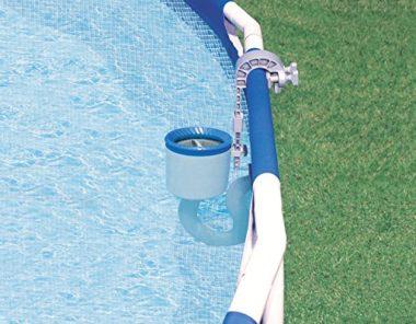Intex Deluxe Wall Mount Pool Skimmer