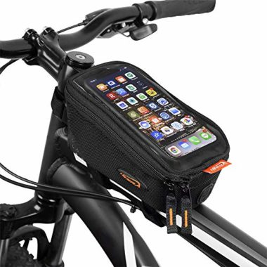 Ibera Phone Touch Screen Water Resistant Top Tube Bag