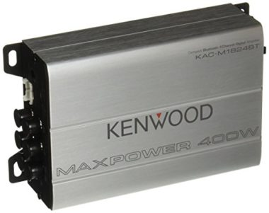 Kenwood  Compact 400 watts Marine Amplifier