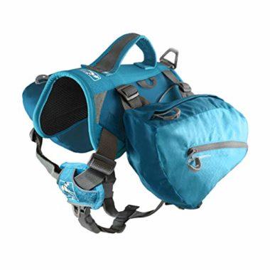 Kurgo Baxter Adjustable Dog Backpack
