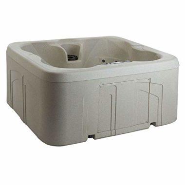 LifeSmart Rock Solid Hot Tub