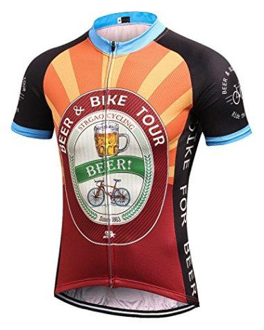 Mengliya Mr Strgao Men's Cycling Jersey