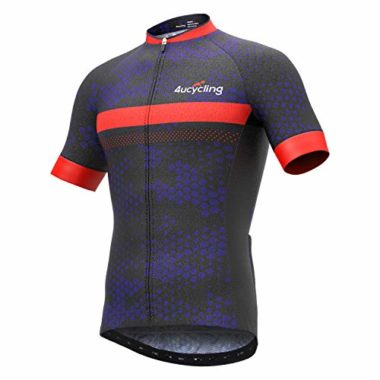 4UCycling Men's Cycling Jersey
