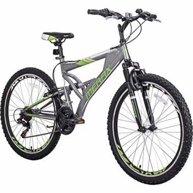 Merax Full Suspension MTB Big Guy Mountain Bike