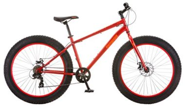 Mongoose Aztec Fat Bike