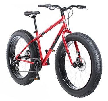 Mongoose Dolomite Fat Tire Big Guy Mountain Bike