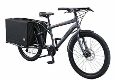 Mongoose Envoy Cargo Fat Bike