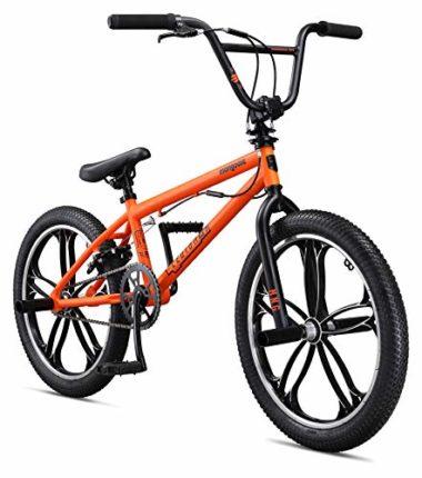 Mongoose Hitch Men's Fat Tire Big Guy Mountain Bike