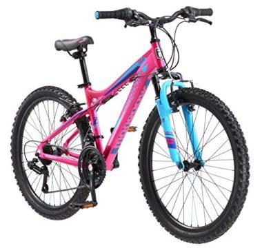 Mongoose Silva Kids Mountain Bike