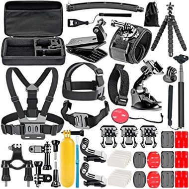Neewer Mountain Bike Action Cam Accessory Kit
