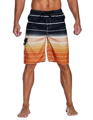 Nonwe Summer Holiday Men's Swim Trunks