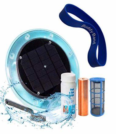 No More Green Technologies Original Solar Pool Ionizer