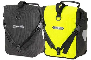 Ortlieb Back Roller Plus Saddle Panniers for Touring