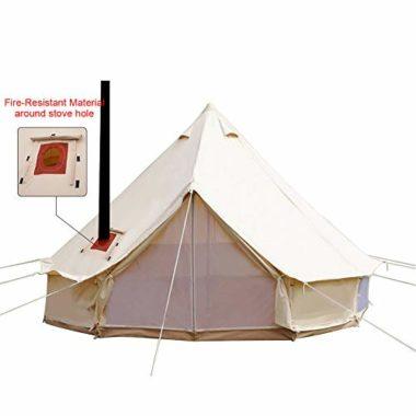 PlayDo 4-Season Waterproof Teepee Tent