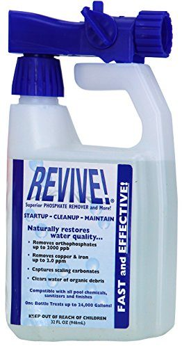 Revive! Phosphate Remover and Pool Algaecide