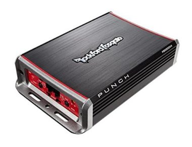 Rockford Fosgate Channel Boosted Marine Amplifier