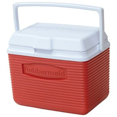 Rubbermaid Cooler, 10 Quart Small Cooler