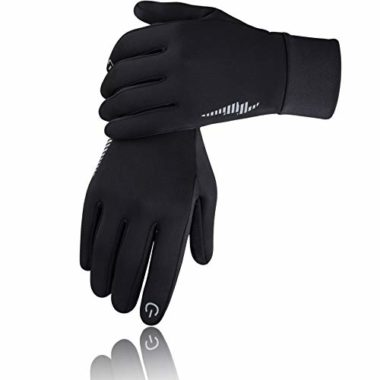 SIMARI Unisex Warm Windproof Winter Cycling Gloves
