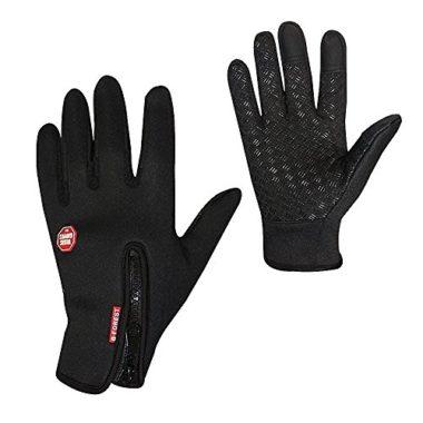 SLB Adjustable Waterproof Winter Cycling Gloves