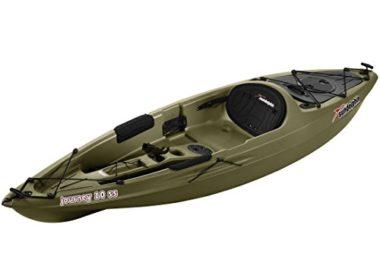 Sun Dolphin Journey Sit-on-Top Angler Kayak