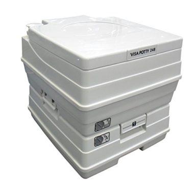 Sanitation Equipment Limited Visa Potty Portable Toilet